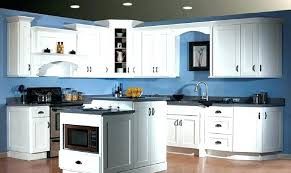 blue kitchen wall colors. Plain Wall Blue Kitchen Walls Brown Cabinets Wall Colors With Light  And  Throughout Blue Kitchen Wall Colors O