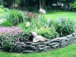 wooden flower bed borders wooden flower bed borders edging garden stone border gorgeous landscape designs and