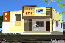 Small Picture Box Type Single Floor House Home Design Simple