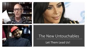 The New Untouchables: Kim, Kanye & Scott | by Myrna King | Medium