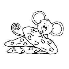 Small Picture If You Give A Mouse Cookie Coloring Pages olegandreevme