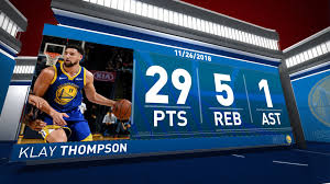Klay Thompson (29 points) Highlights vs ...
