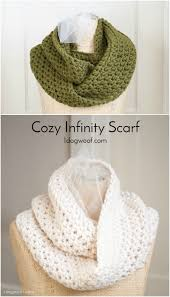 Crochet Infinity Scarf Patterns Unique Inspiration