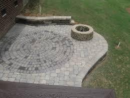 weave brick patio idea ideas