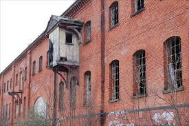 Victorian bonded warehouse