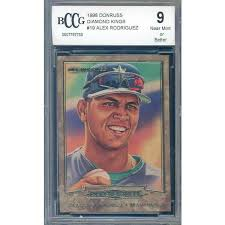 Distributed as a box set, the 1994 fleer update alex rodriguez rookie card shows the youngster flexing a little muscle. Alex Rodriguez Autographed Rookie Cards Trading Cards Signed Alex Rodriguez Inscripted Rookie Cards Trading Cards