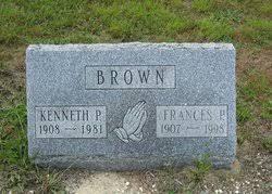Frances Priscilla Mills Brown (1907-1998) - Find A Grave Memorial