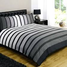 grey striped duvet cover just striped duvet cover set king grey co covers white stripe