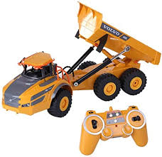 Double Eagle HMANE 1/20 2.4G 2WD RC Articulated ... - Amazon.com