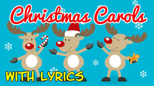 ♫ Christmas Carols for Children with Lyrics ♫ Christmas Songs ...