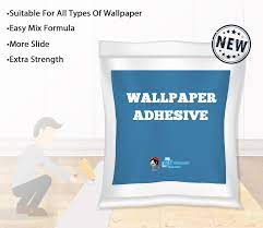 AJ Wallpaper Adhesive Glue