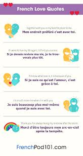 How To Say I Love You In French Romantic Word List