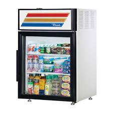 ft countertop glass door merchandiser freezer