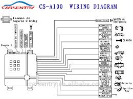 Wiring Diagram For Car Alarm System Car Keyless Entry System Wiring Diagram