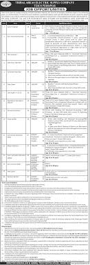 tribal areas electric supply company peshawar job junior engineer tribal areas electric supply company peshawar job junior engineer test inspector data entry