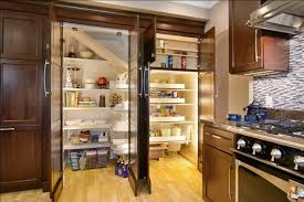 recessed build in pantry