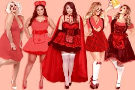 looking for a plus size costume good luck