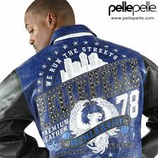 all new leather by pelle pelle