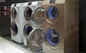 haier stackable washer and dryer. credit: haier stackable washer and dryer 7