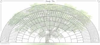 Family Tree Maker Fan Chart Family Tree Template Chart Images Online
