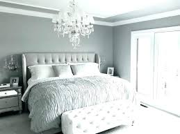 Gray And White Bedroom Sets Grey Walls Furniture With Dark Black ...