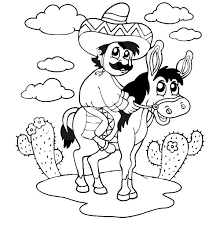 Small Picture Christmas In Mexico Coloring Pages Coloring Pages