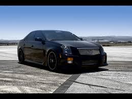 2007 D3 Cadillac CTS-V - Front Angle - 1024x768 - Wallpaper ...