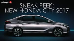 honda city cars 2017