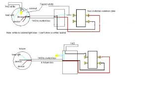 how to wire a bathroom fan and light diagram change in the first diagram note the white in the three wire is changed to