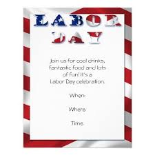 patriotic invitations templates 11 best labor day bbq party invitations images on pinterest party