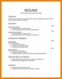How To Make A Job Resume Fascinating How To Make Job Resume Create Professional Stunning A Templates For