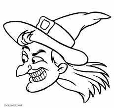 Small Picture Printable Witch Coloring Pages For Kids Cool2bKids