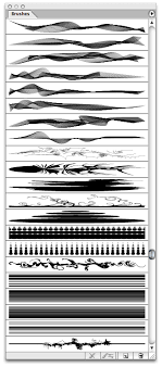 35 Free Abstract Illustrator Brushes Bittbox