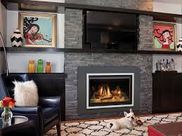 gas fireplace insert replacement