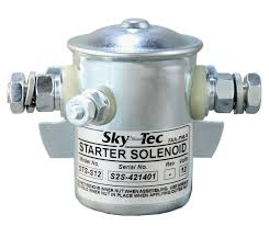 Aircraft Starter Solenoid By Sky Tec Faa Pmad