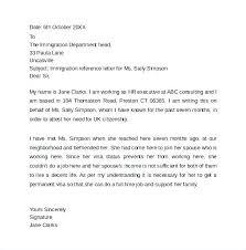 Letter Of Immigration Hardship Letter For Immigration For My Husband