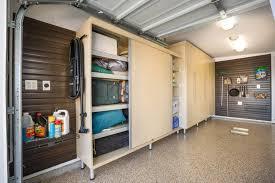 Large Cabinet With Doors 29 Garage Storage Ideas Plus 3 Garage Man Caves