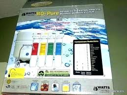 water softener salt costco systems awesome heater review watts premier pure reverse osmosis a75