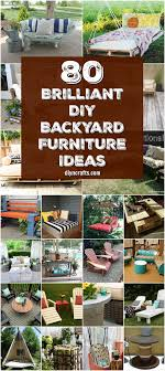 backyard furniture ideas. 80 brilliant diy backyard furniture ideas that will give your outdoors character with tutorial links