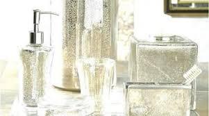 clear glass bathroom accessories. remarkable-ideas-silver-bathroom-set-winning-ories-bathroom- clear glass bathroom accessories r