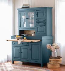 cosy kitchen hutch cabinets marvelous inspiration. Large Painted Finish Conestoga Cupboard Kitchen Furniture Cosy Hutch Cabinets Marvelous Inspiration R