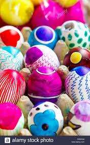 Cascarones Designs Confetti Filled Eggs Stock Photos Confetti Filled Eggs