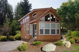 Small Picture Cabin Loft RVs Cavco Park Models