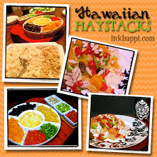 these are so easy to make and yummy hawaiian haystacks recipe and topping ideas