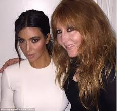 beauty buds kim kardashian enlisted the help of make up artist to the stars