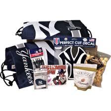 new york yankees gift basket