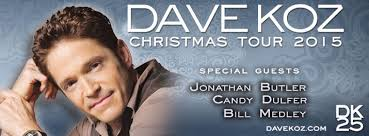 Dave Koz Christmas Tour 2015 | WCLK