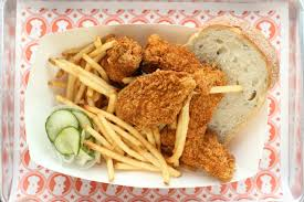 Blue Ribbon Bakery Kitchen What To Eat At Blue Ribbon Fried Chicken Opening On Monday In The