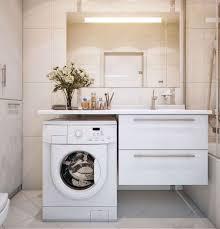 Bagno piccolo con lavatrice foto 3 40 design mag
