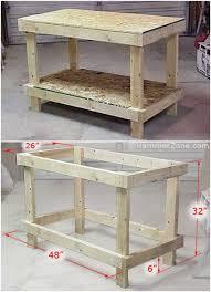 $20 DIY Workbench